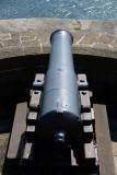 Victorian cannon, Carrickfergus Castle