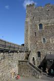 Inner Ward, Carrickfergus Castle