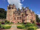 This new castle, the 3rd Belfast Castle, was built 1862-1870