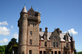 The original Belfast Castle was built by the Normans in the 12th C and replaced in the early 1600s