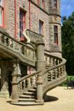 Stairs, Belfast Castle