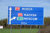 Road Trip in Belarus