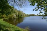 Castle Lake, Nesvizh, Belarus