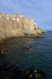West side of Castle Cornet