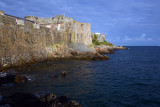 Castle Cornet was captured by the French in 1338 who held it until 1345
