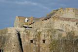 North side of Castle Cornet from the Drawbridge