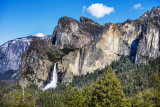 Yosemite - Bridal Veil Fall