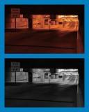 Parking garage in Salt Lake City... 20081013