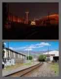 Railroad in Salt Lake City