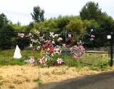 Communication: Roadside  Memorials