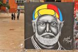 Bogotá - street art