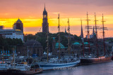 Tallships in Hamburg, Germany