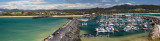 Coffs Harbour panorama