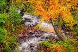 **** 84.42 - Tait River Bend In Autumn