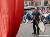 Straattheaterfestival 2017 in Woerden