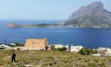 Trois Ilots crag to Telendos island