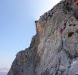 Trois Ilots crag