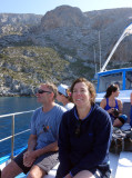 Telendos ferry