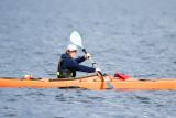 May 17 Martina kayaking at Chanonry point