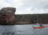 July 17 Bullers of Buchan coast, home to thousands of breeding seabirds