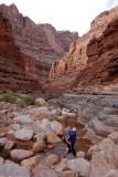 Lower Dark canyon