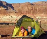 Oct 17 Camp next to the Colorado river