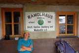Ramolhaus just above 3000m