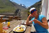 Kaiserschmarn for lunch