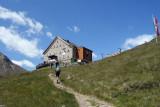 Hochjoch Hospiz hutte