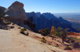 Now a view to the south across the arizona strip north of Grand Canyon