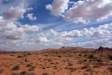 The Scorpion Flat plateau made for a fine hike