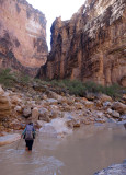 Day 3 Typical Kanab canyon hiking and wading