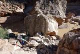 Day 3 Kanab bouldering