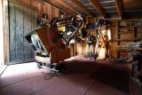 Amateur Observatory Interior - Color