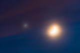 Moon & Venus Conjunction