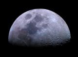 Moon Color Experiment