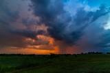 Morning Thunderstorms