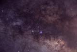 Milky Way Star Clouds