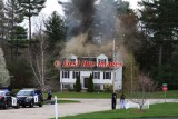 Webster MA - Structure fire; 8 Abbey Road - April 24, 2017