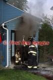 Webster MA - Dwelling fire, 21 Loveland Rd. - June 24, 2017