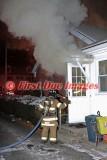 Webster MA - Structure fire; 28 Slater St. - January 3, 2018