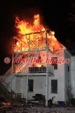 Dudley MA - Apartment house fire; 12 Schofield Ave. - February 1, 2018