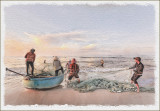 Bringing in the Nets-WC by Mitch, January, 2018