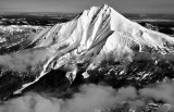 Mount Jefferson Stratovolcano Cascade Range Oregon 812