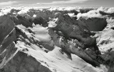 Mount Anderson and Eel Glacier Olympic Mountains 400