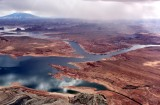 Lake Powell Glen Canyon Recreational Area Page Arizona 154