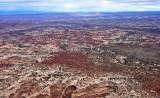 Chimney Rock Campground Land of Standing Rocks Canyonlands National Park Utah 470