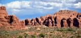 Garden of Eden Arches National Park Moab Utah 823
