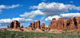 Garden of Eden Arches National Park Moab Utah 1098