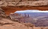 Mesa Arch, Washer Woman, Airport Tower, White Rim, Canyonlands National Park, Utah 189